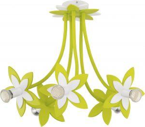 FLOWERS GREEN V plafon 6901 Nowodvorski