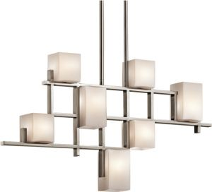 CITY LIGHT classic pewter KL/CITY LIGHTS7B Kichler