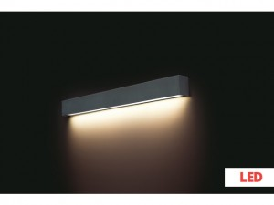 STRAIGHT WALL LED graphite M 9617 Nowodvorski