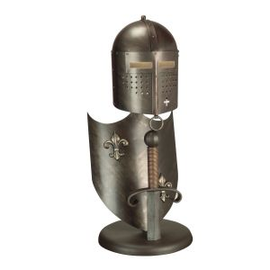 CRUSADER CRUSADER/TL BBRZ Elstead Lighting