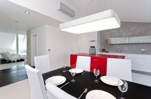 Mensa LED white R10584 Redlux