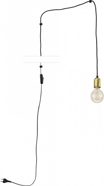 ESTRELLA black  1471 TK Lighting
