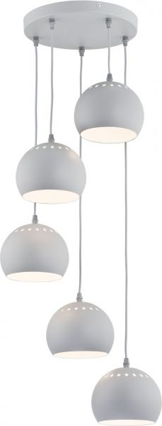 YODA gray 5 zwis 1828 TK Lighting