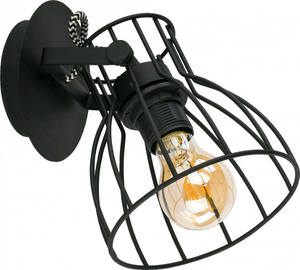 ALANO black kinkiet 2120 TK Lighting