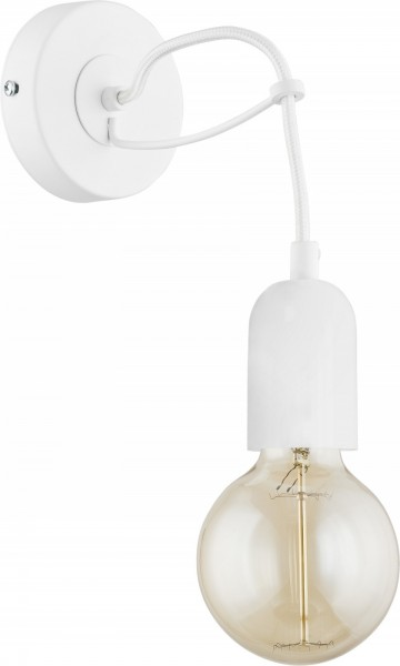 QUALLE white kinkiet 2341 TK Lighting