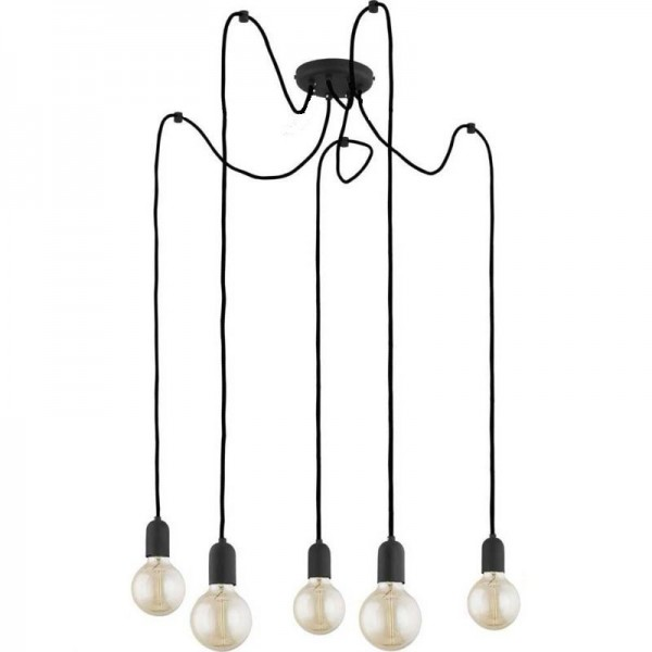 QUALLE black VI 2362 TK Lighting