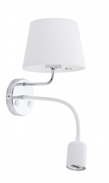 MAJA white kinkiet 2426 TK Lighting