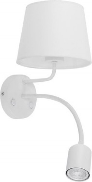 MAJA white kinkiet 2535 TK Lighting