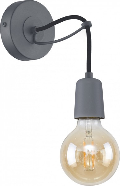 QUALLE gray kinkiet 2683 TK Lighting