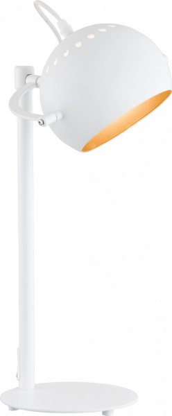 YODA white biurkowa 2915 TK Lighting
