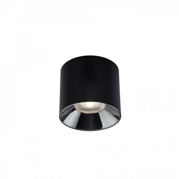 CL IOS LED 40W 3000K black 8724 Nowodvorski