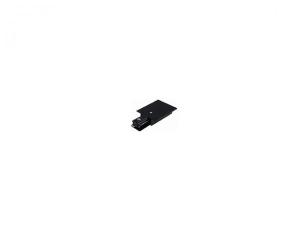 PROFILE RECESSED POWER END CAP black 8973 Nowodvorski