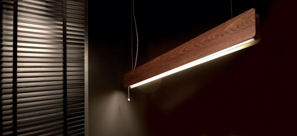 OSLO LED smoked oak 9315 Nowodvorski