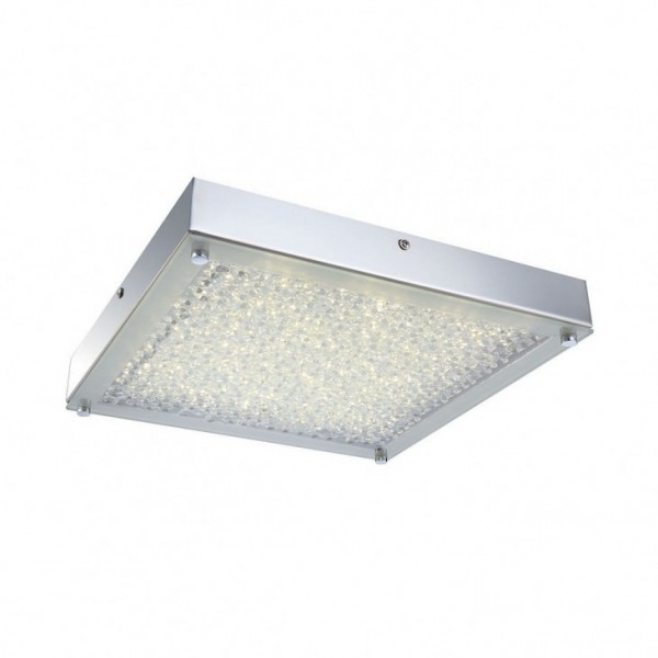 ADAM square LED C47119F-17W Italux