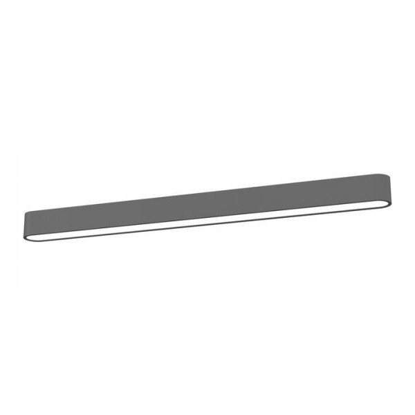 SOFT LED graphite 120x6 plafon 9535 Nowodvorski