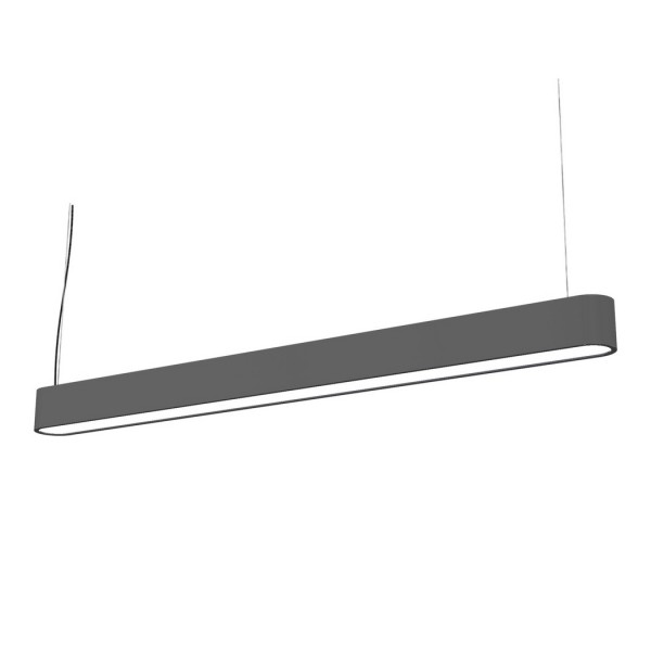 SOFT LED graphite 120x6 zwis 9543 Nowodvorski