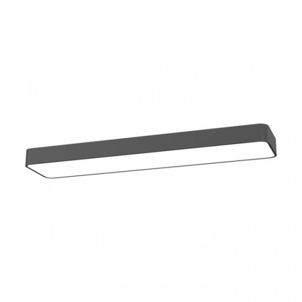 SOFT LED graphite 90x20 plafon 9531 Nowodvorski