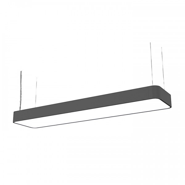SOFT LED graphite 90x20 zwis 9542 Nowodvorski