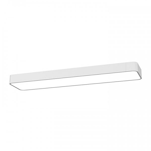 SOFT LED white 90x20 plafon 9533 Nowodvorski
