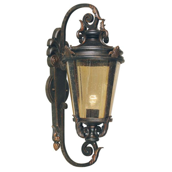 BALTIMORE weathered bronze BT1/L Elstead