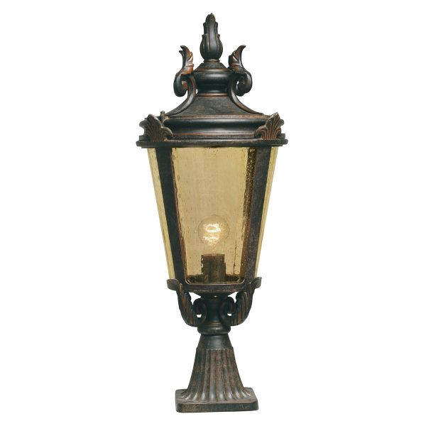 BALTIMORE weathered bronze BT3/L Elstead