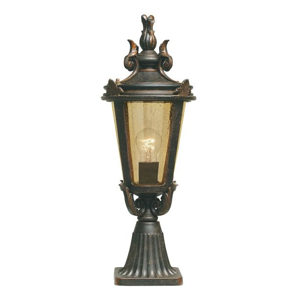 BALTIMORE weathered bronze BT3/M Elstead