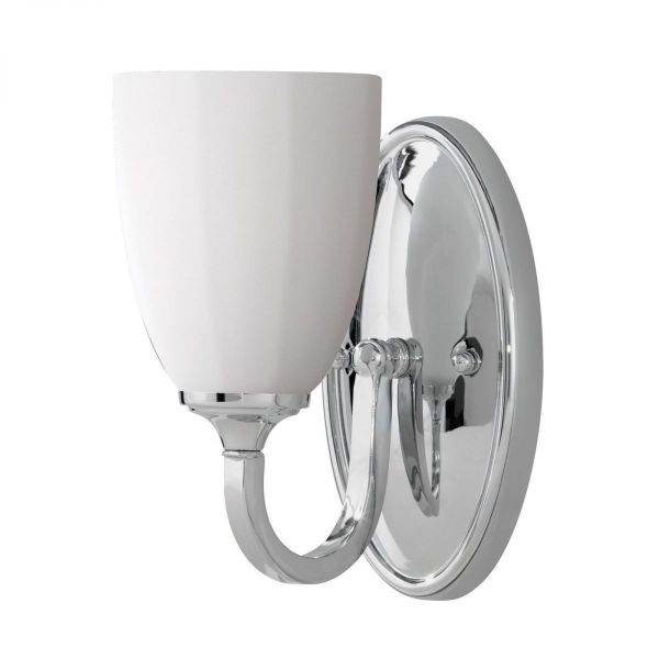 PERRY polished chrome FE/PERRY/1 BATH Feiss