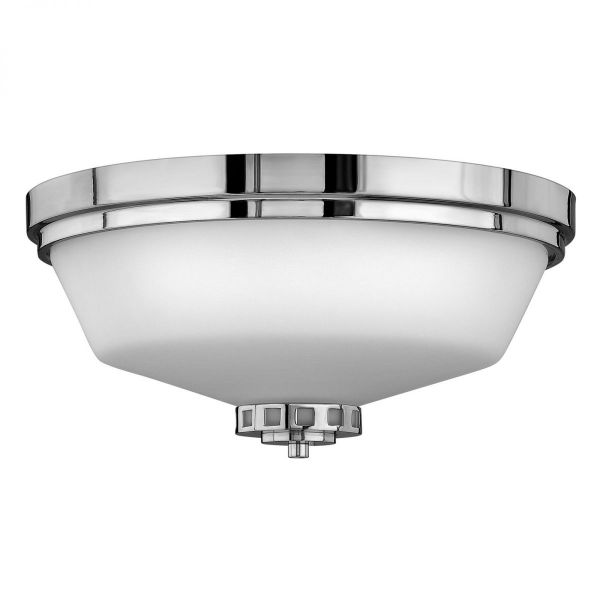 ASHLEY polished chrome HK/ASHLEY/F BATH Hinkley