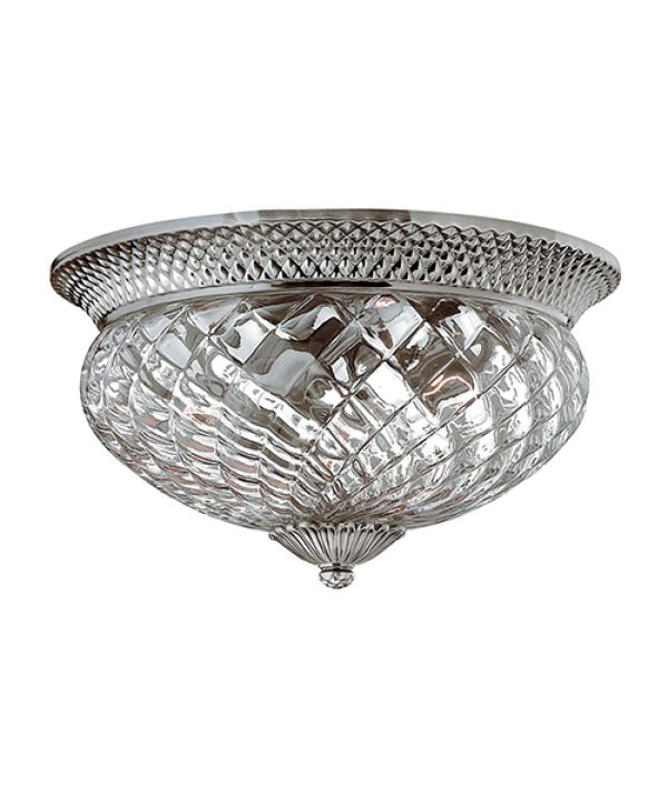 PLANTATION Led polished antique nickel HK/PLANT/F/L PL Hinkley