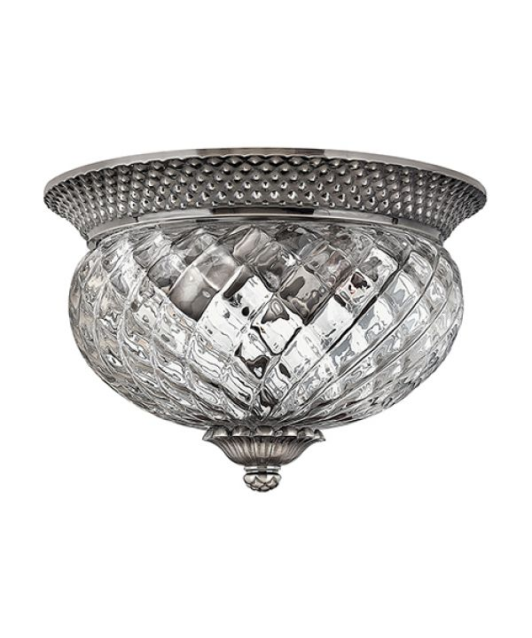 PLANTATION Led polished antique nickel HK/PLANT/F/S PL Hinkley
