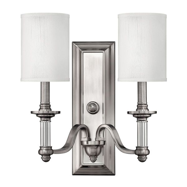SUSSEX brushed nickel HK/SUSSEX2 Hinkley