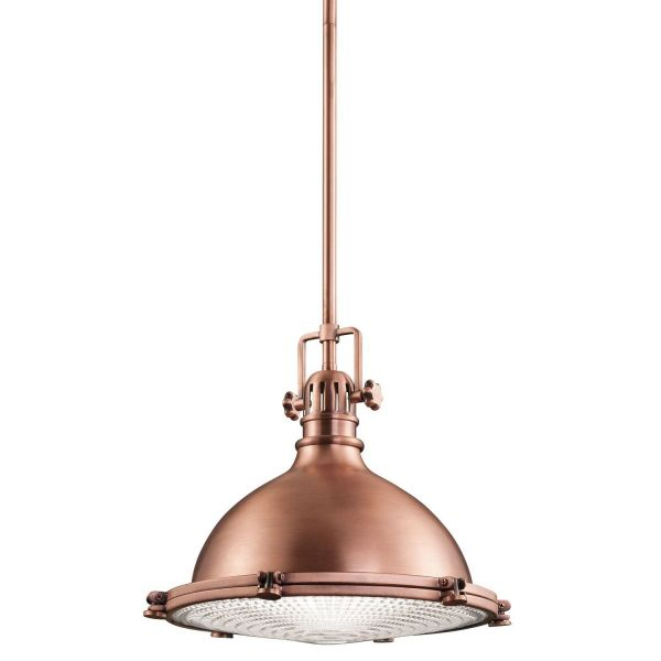 HATTERAS BAY antique copper KL/HATTBAY/M ACO Kichler