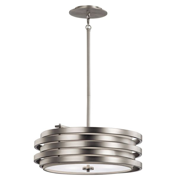 ROSWELL brushed nickel KL/ROSWELL/P/B Kichler