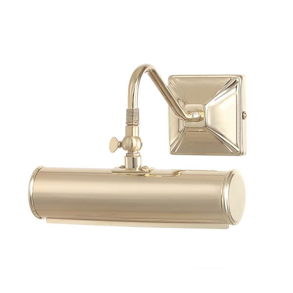 PICTURE LIGHT polished brass PL1/10 PB Elstead