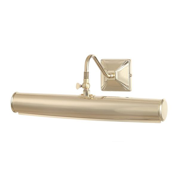 PICTURE LIGHT polished brass PL1/20 PB Elstead