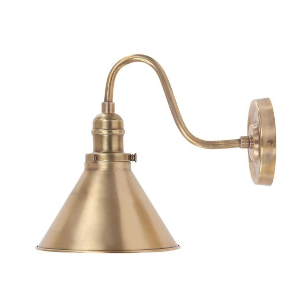 PROVENCE aged brass PV1 AB Elstead