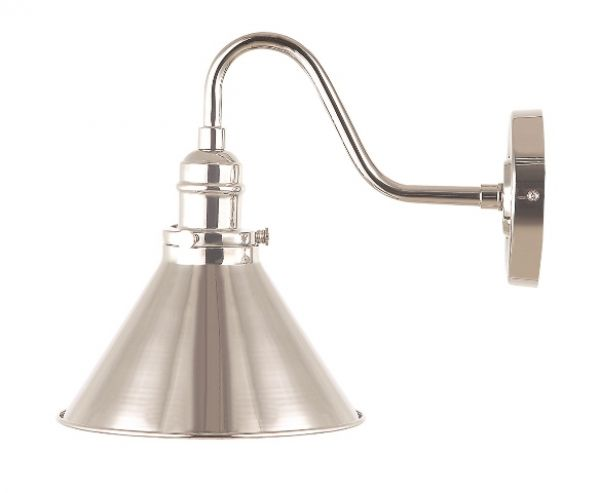 PROVENCE polished nickel PV1 PN Elstead