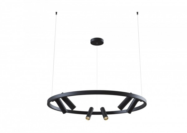 SATELLITE LED black MOD102PL-L42B Maytoni