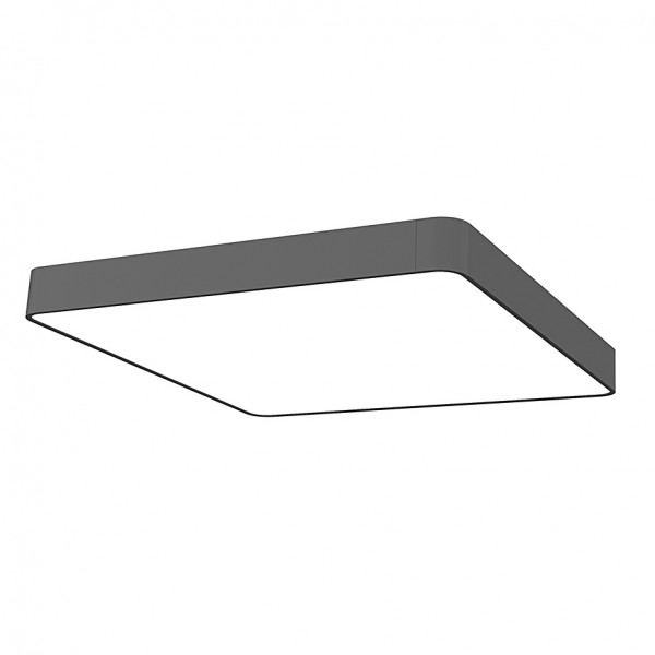 SOFT LED graphite 60x60 plafon 9528 Nowodvorski