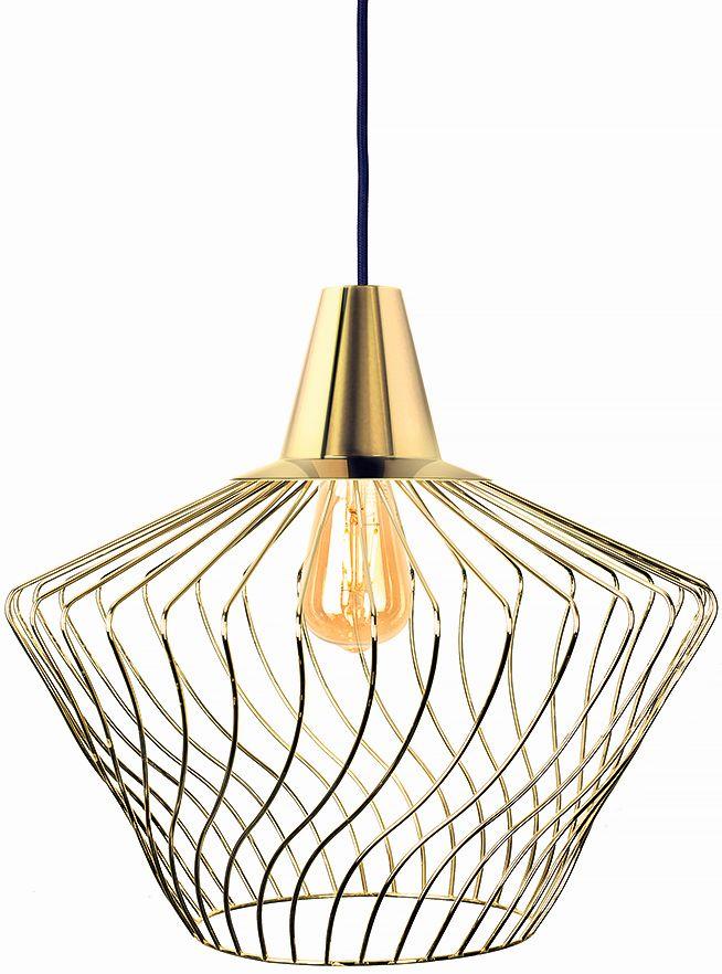 Nowoczesny żyrandol Wave S Gold 8861 Nowodvorski Imperiumlamppl Nowoczesne Lampy Nowoczesne Oświetlenie